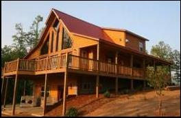 Brasstown Acres Chalet